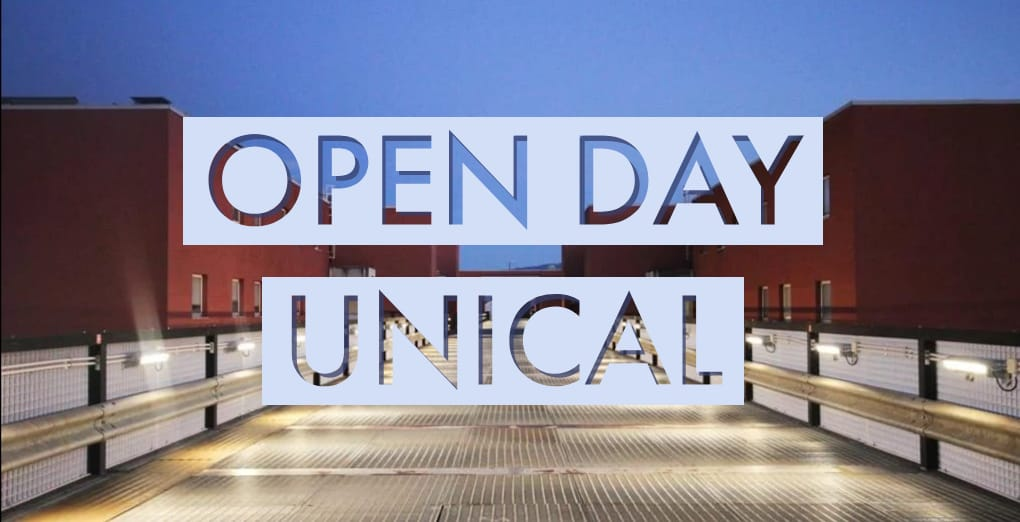 open day unical